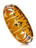 Palmetto Gold Bracelet - Angelique de Paris - 9