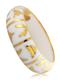 Palmetto Gold Bracelet - Angelique de Paris - 4