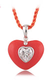 Petit Amour Necklace - Angelique de Paris - 9
