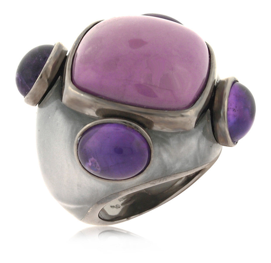 Couture Five Stone Ring - Angelique de Paris