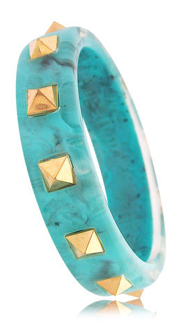 Rock Stud Cuff - Angelique de Paris - 1
