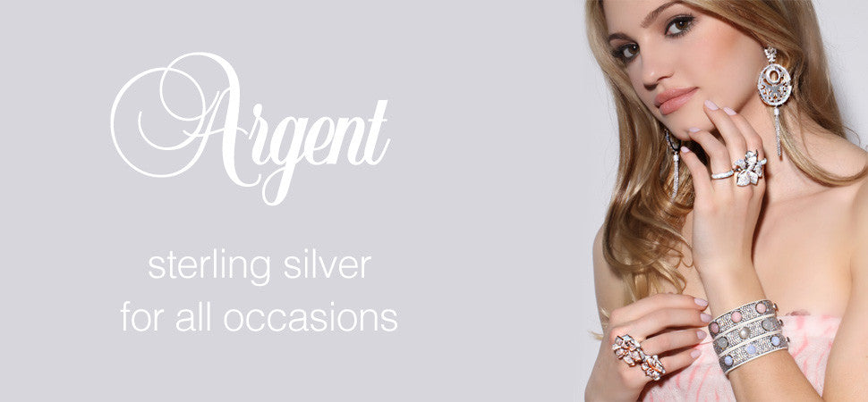 Argent - Silver Jewelry