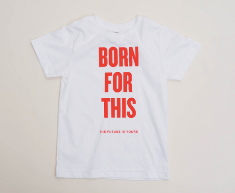 Youth Born For This T-Shirt