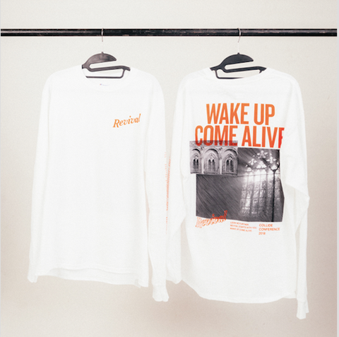 Wake Up Long Sleeve