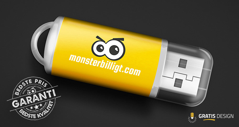 USB Stick - monsterbilligt.com