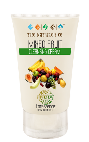 MIXED FRUIT CLEANSING CREAM (125 ml)-EOSS