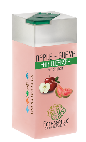 APPLE - GUAVA HAIR CLEANSER (250 ml)-EOSS