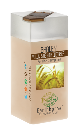 BARLEY VOLUMISING HAIR CLEANSER (250 ml)