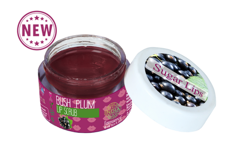 BUSH PLUM LIP SCRUB (10ml)