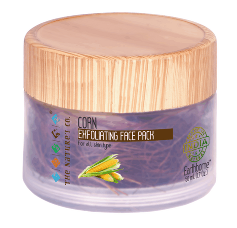 CORN EXFOLIATING FACE PACK (50 ml)
