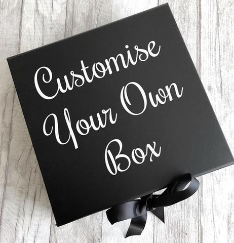 """Make Your Own Box""  MINI ME  #BeautyWishBox"