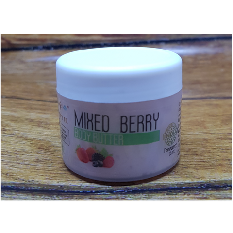 MIXED BERRY BODY BUTTER (35 ml)