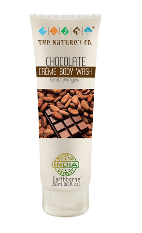 CHOCOLATE CREME BODY WASH (250 ml) Mfg:  05/2018 & Exp: 04/2020