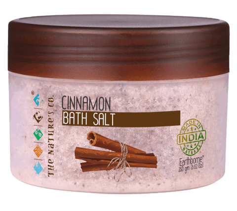 CINNAMON BATH SALT (250 gm) - EOSS