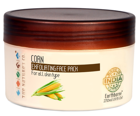 CORN EXFOLIATING FACE PACK (270ml)