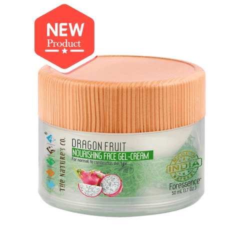 DRAGON FRUIT  NOURISHING FACE GEL-CREAM (50 ML)