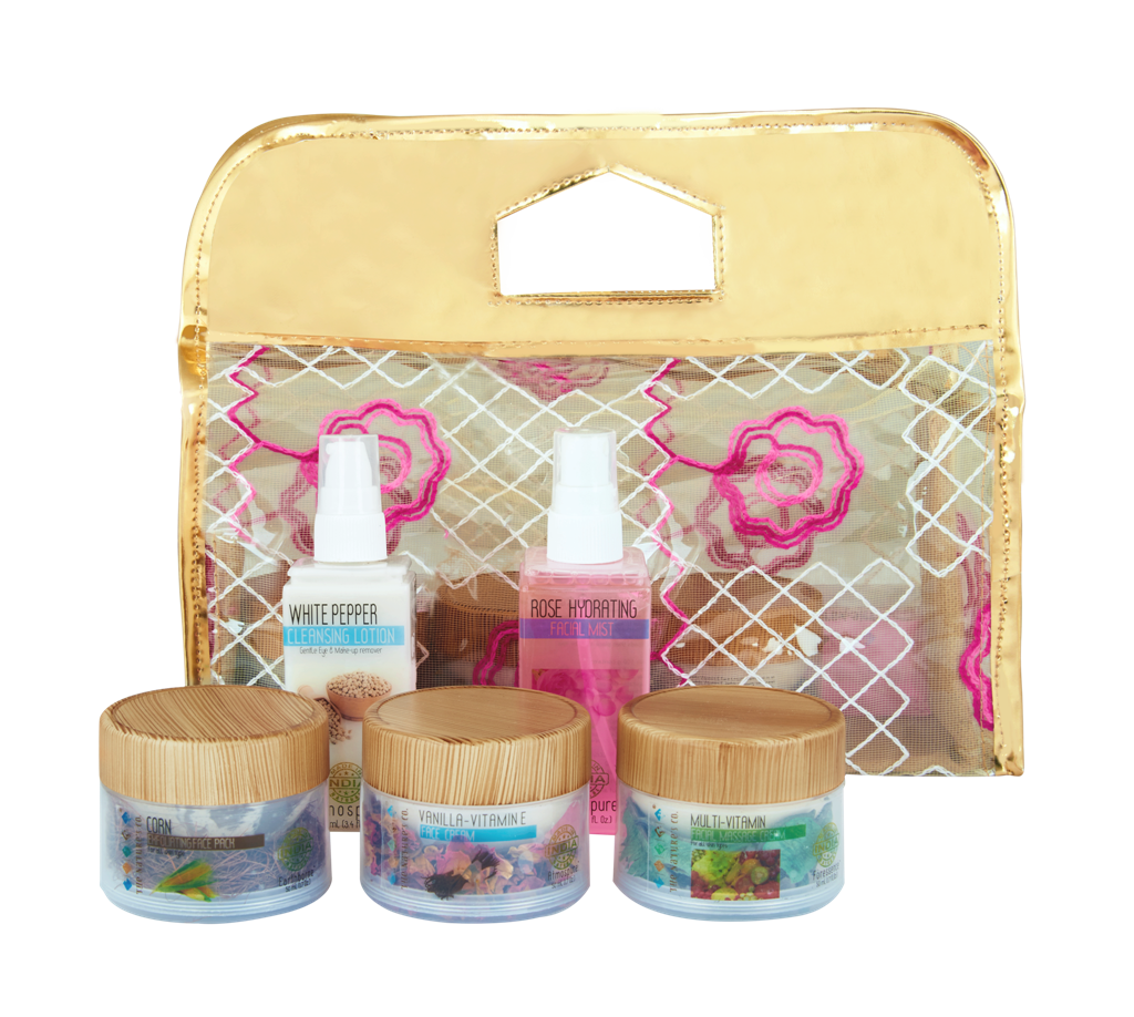 EXPRESS FACIAL KIT (5 Product Set)