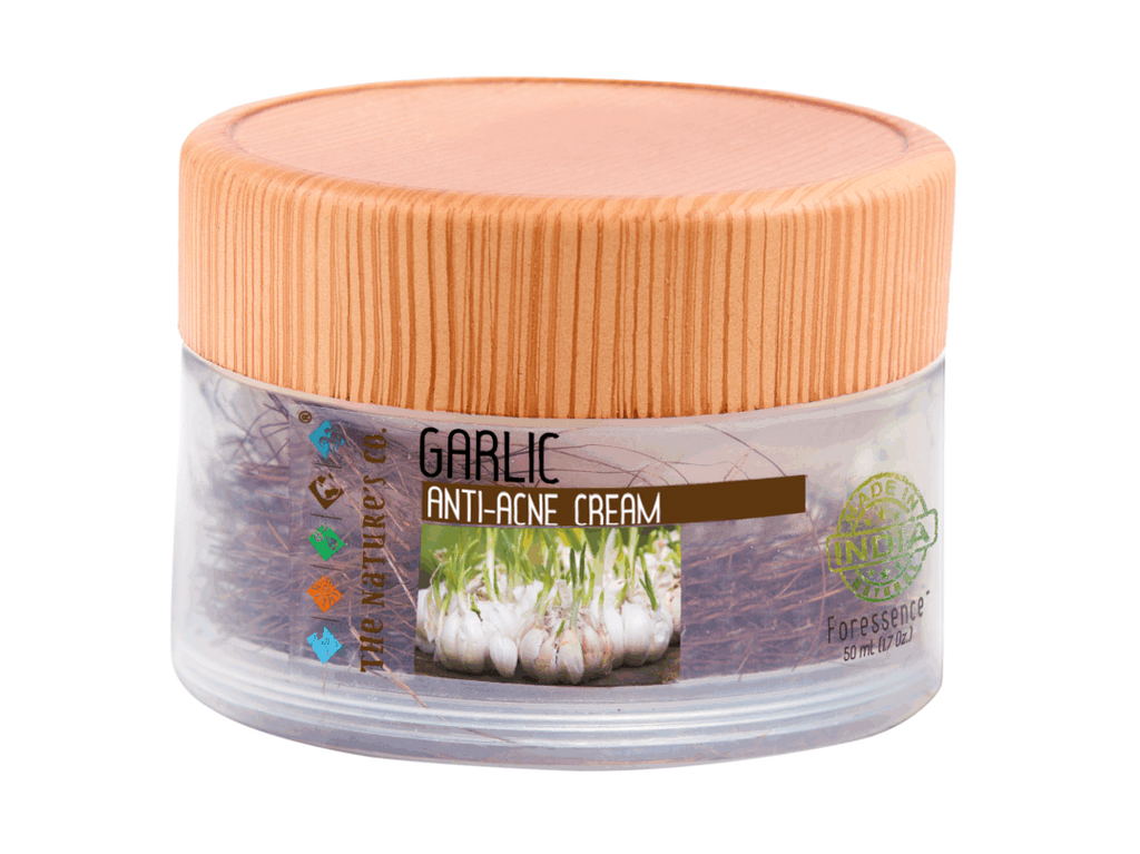 GARLIC ANTI - ACNE CREAM (50 ml)