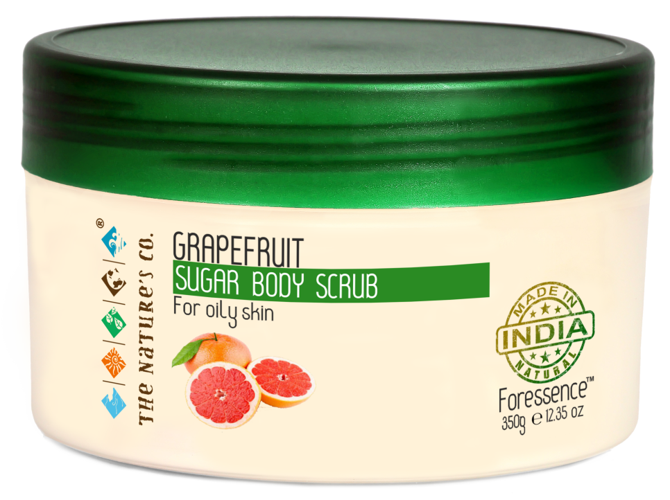 GRAPEFRUIT SUGAR BODY SCRUB (350 gm)