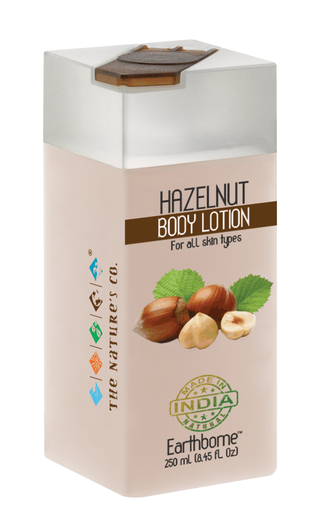 HAZELNUT BODY LOTION (250 ml)