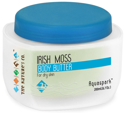 IRISH MOSS BODY BUTTER (200 ml)