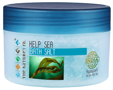 KELP SEA BATH SALT (250 gm) - EOSS