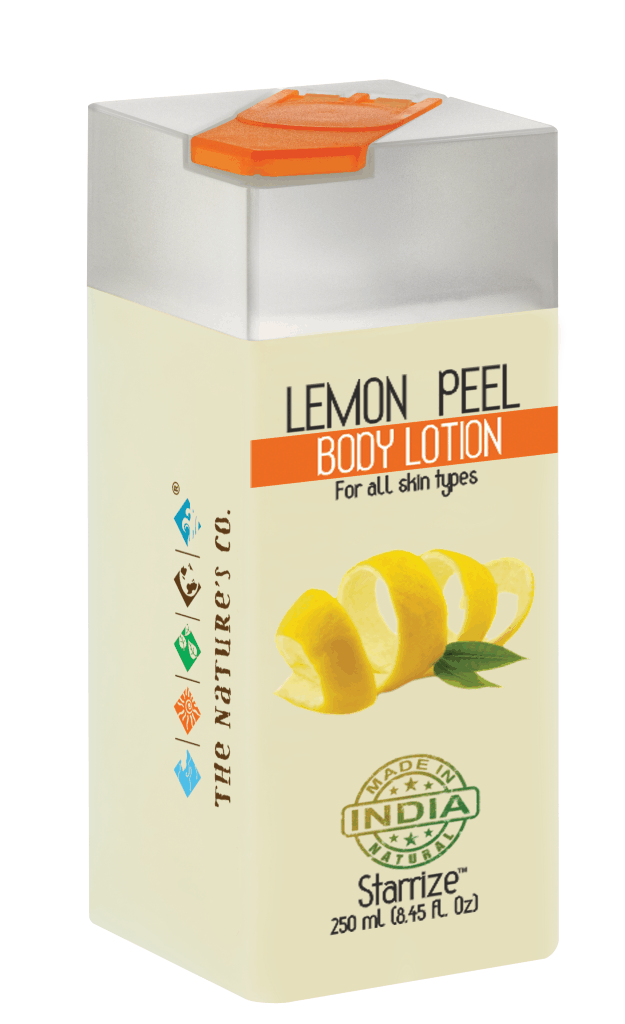 LEMON PEEL BODY LOTION (250 ml)