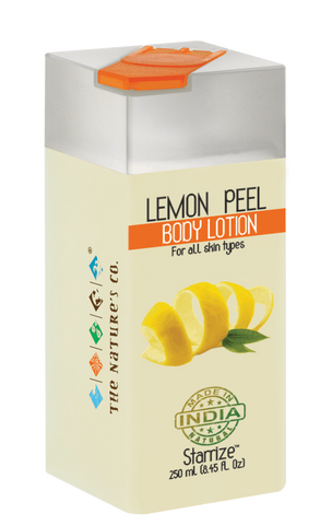 LEMON PEEL BODY LOTION (250 ml) - EOSS