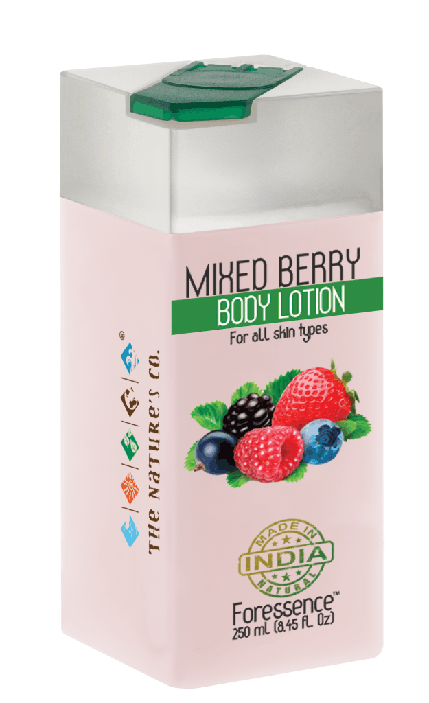 MIXED BERRY BODY LOTION (250 ml)