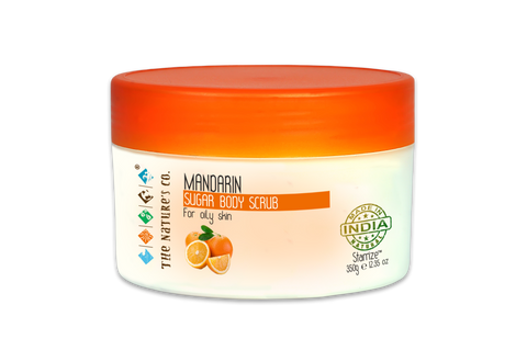 MANDARIN SUGAR BODY SCRUB (350 G)