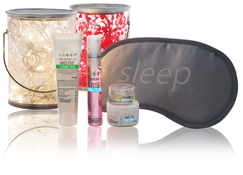 MINI NIGHT REGIME KIT (5 Pcs Set)
