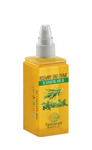 ROSEMARY SAGE THYME REJUVENATING HAIR OIL (100ml)