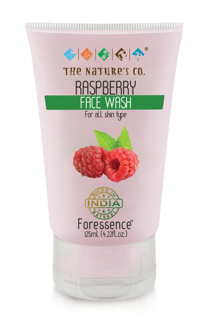 RASPBERRY FACE WASH (125ml)
