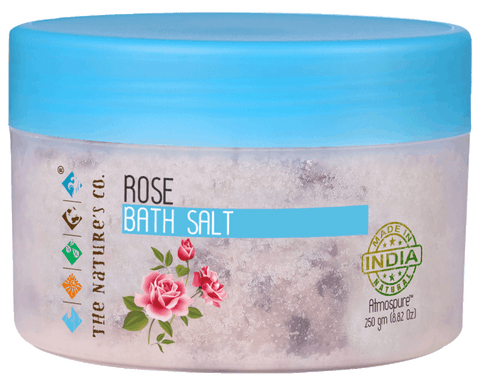 ROSE BATH SALT (250 gm)