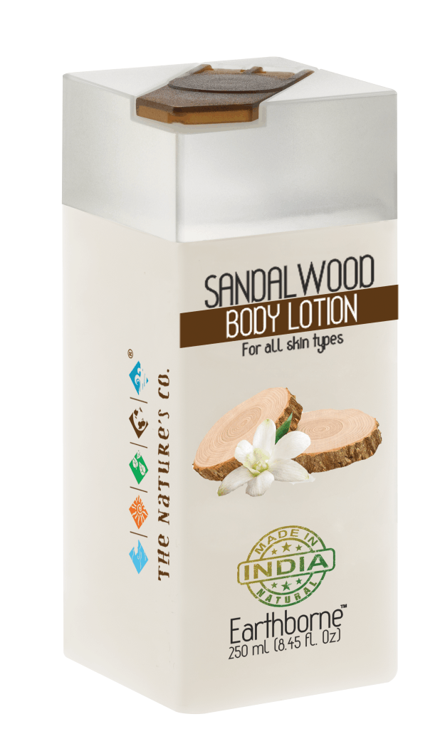 SANDALWOOD BODY LOTION (250ml)