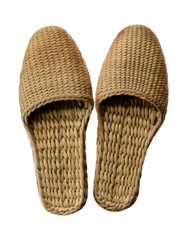 Natural Straw Jute SLIPPER (Free Size)