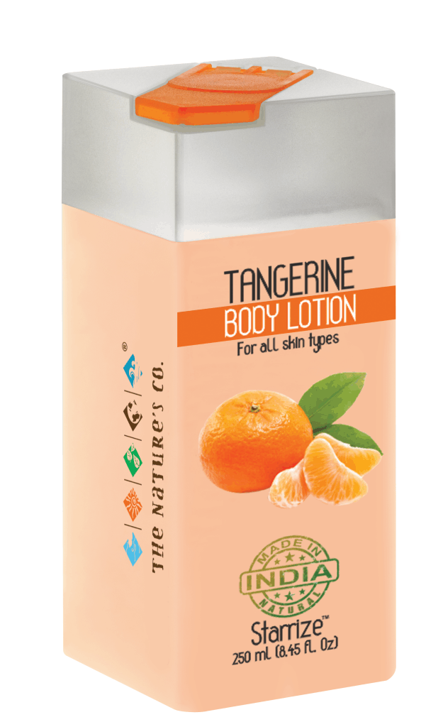 TANGERINE BODY LOTION (250 ml)