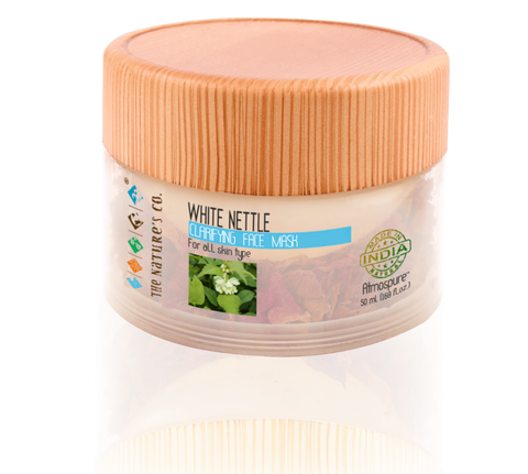 WHITE NETTLE CLARIFYING FACE MASK ( 50 ml)
