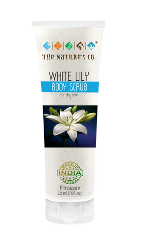 WHITE LILY BODY SCRUB (225 ML)