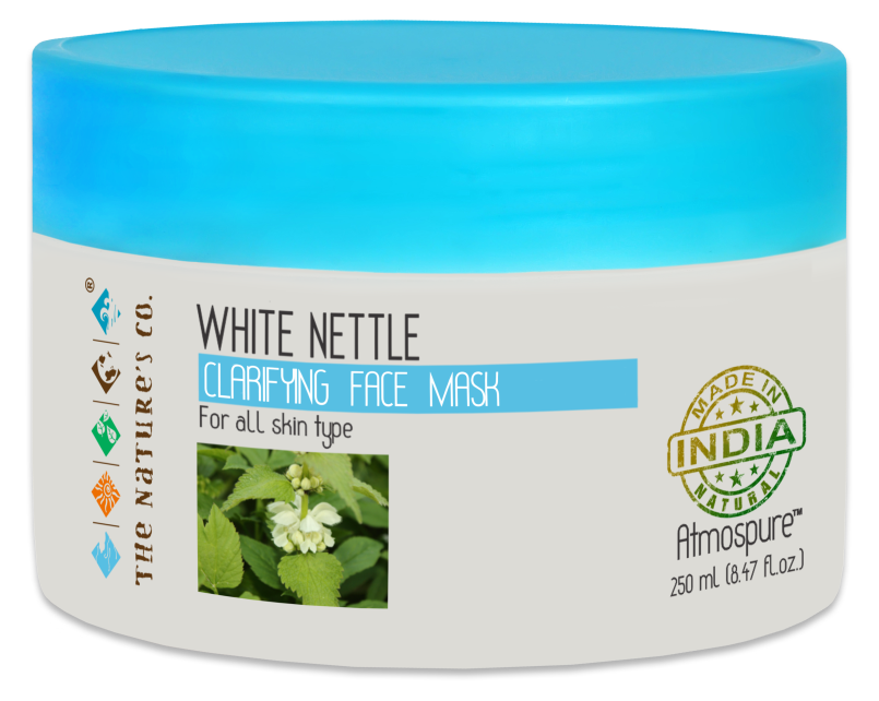 WHITE NETTLE CLARIFYING FACE MASK ( 250 ml)