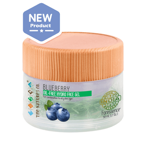BLUEBERRY OIL-FREE HYDRO FACE GEL (50 ML)
