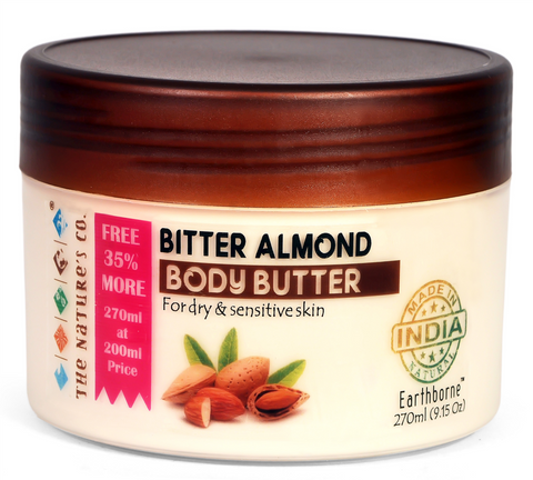 BITTER ALMOND BODY BUTTER (270 ml)