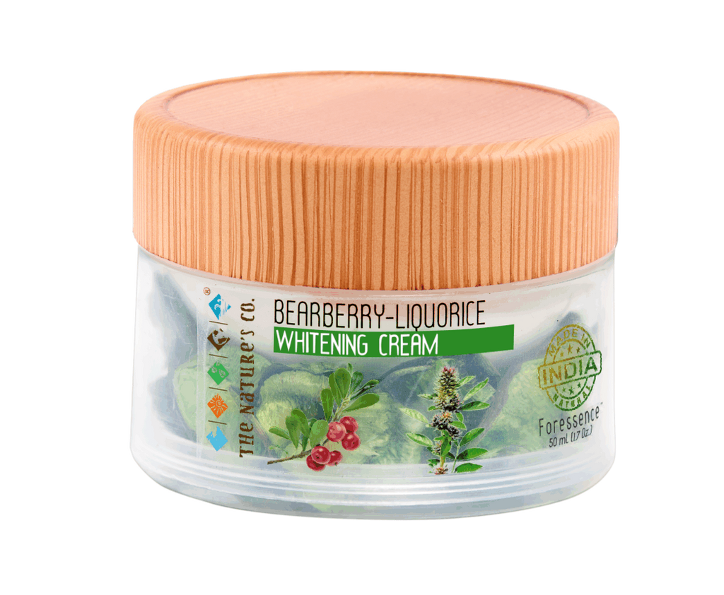 BEARBERRY - LIQUORICE WHITENING CREAM (50 ml)