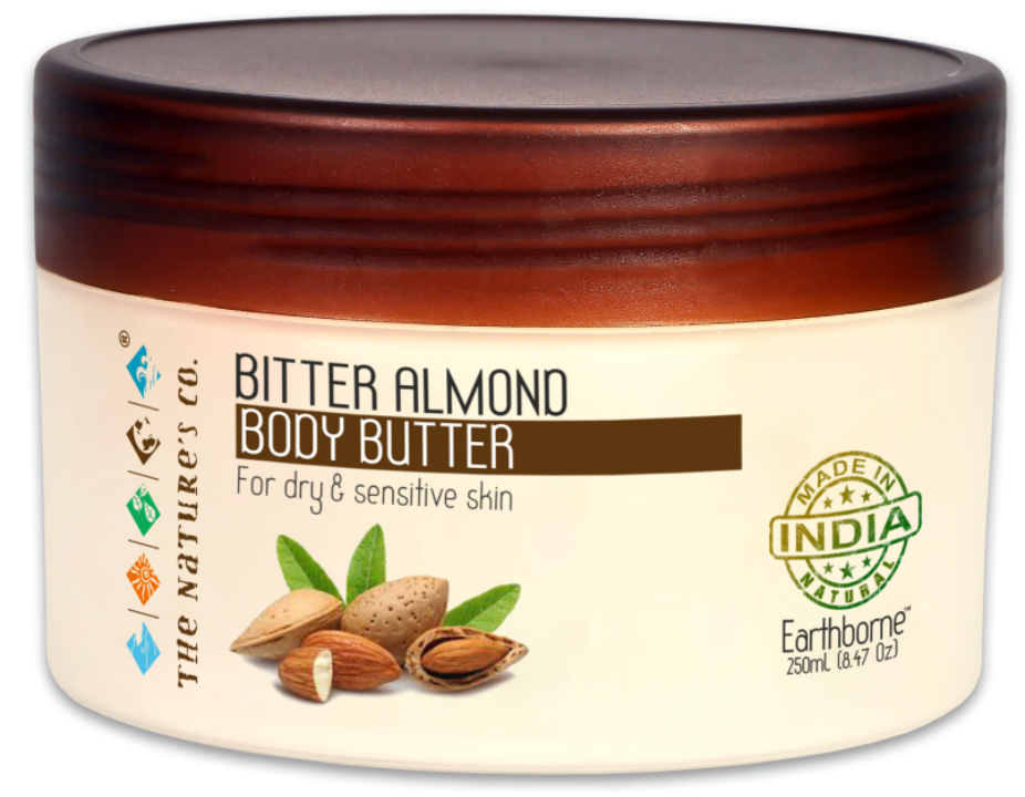 BITTER ALMOND BODY BUTTER (250 ml)
