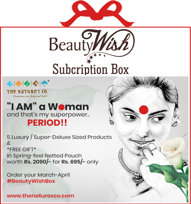 """I AM"" a Woman and that's my Superpower  #BeautyWishBox"