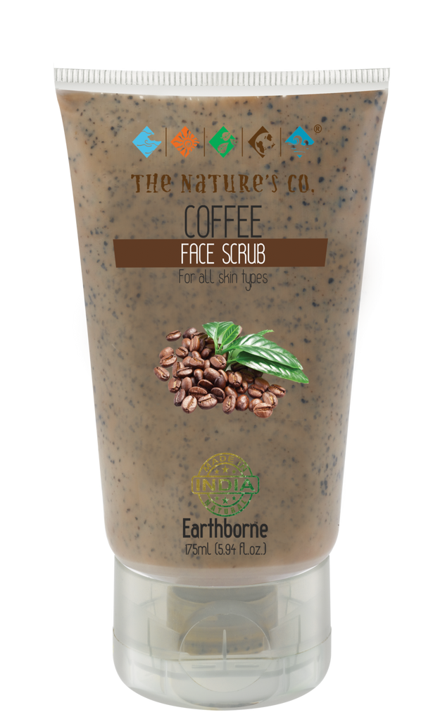 COFFEE FACE SCRUB  (175 ml)
