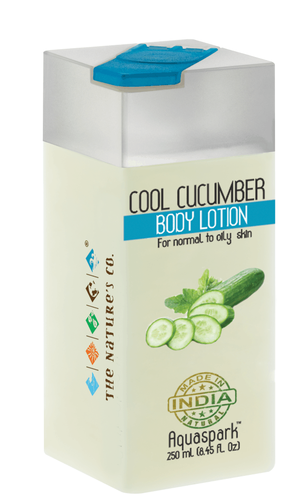 COOL CUCUMBER BODY LOTION (250 ml)