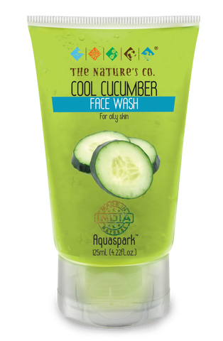 COOL CUCUMBER FACE WASH (125 ml)