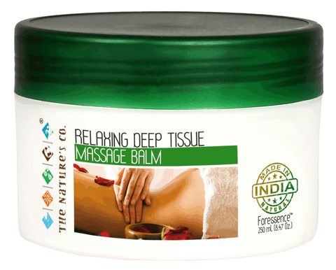 RELAXING DEEP TISSUE MASSAGE BALM (250 ML)