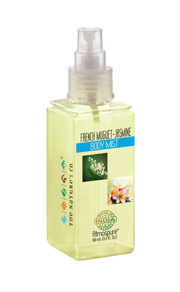 FRENCH MUGUET - JASMINE BODY MIST (100 ml)